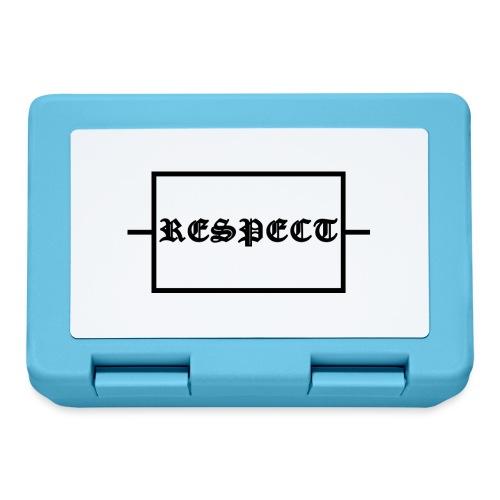Widerstand für RESPECT - Brotdose