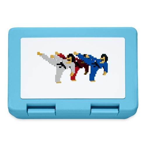 8 bit trip ninjas 2 - Lunchbox
