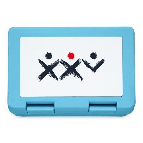 Logo Ich Troje 25 Czarne - Pudełko na lunch
