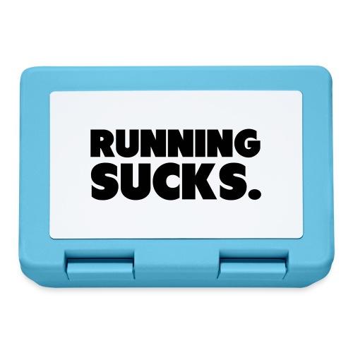 Running Sucks - Eväsrasia