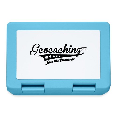 Geocaching - Face the Challenge - Brotdose