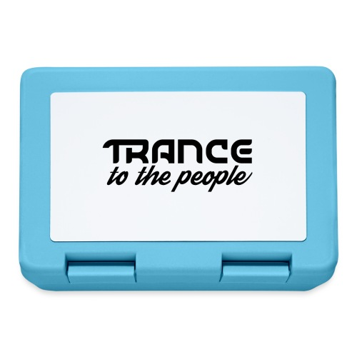 Trance to the People Sort Logo - Madkasse