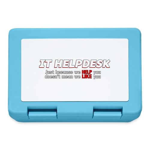 I.T. HelpDesk - Lunchbox
