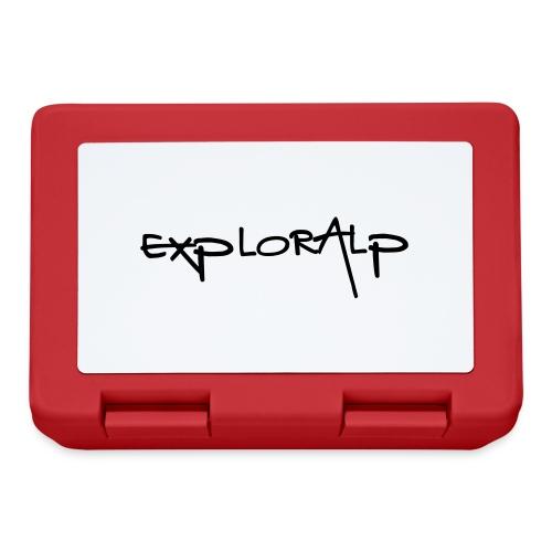 exploralp test oriz - Lunchbox