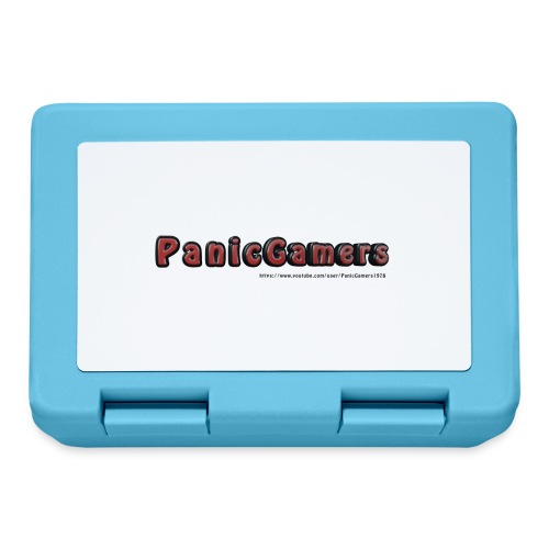 Cover PanicGamers - Lunch box