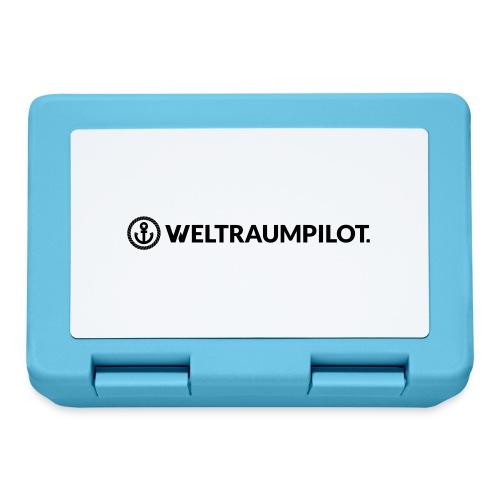 weltraumpilotquer - Brotdose