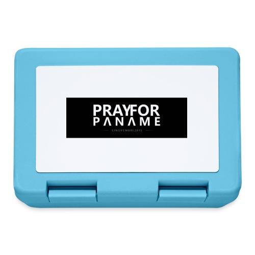 TEE-SHIRT HOMME - PRAY FOR PANAME - Boîte à goûter.