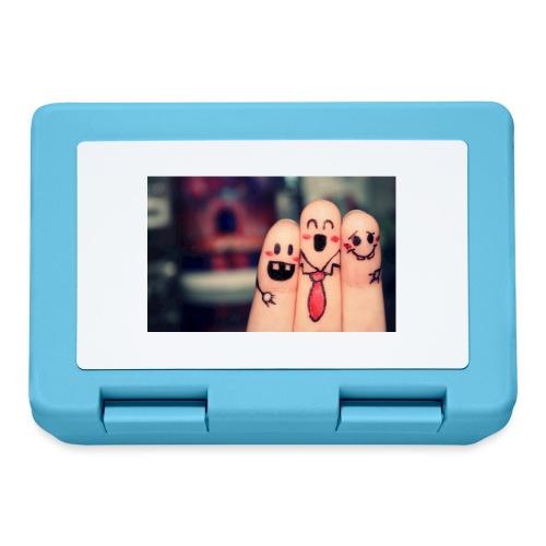 słodkie palce - Pudełko na lunch