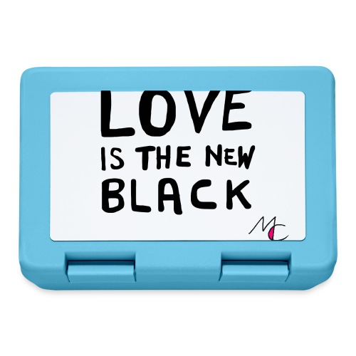 Love is the new black - Lunch box