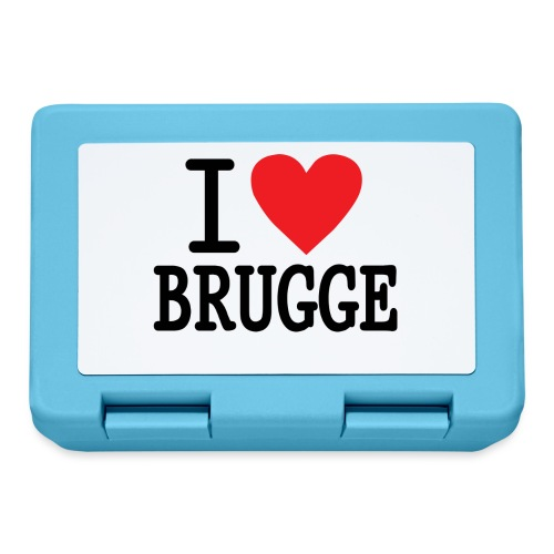 I Love Brugge RH - Broodtrommel