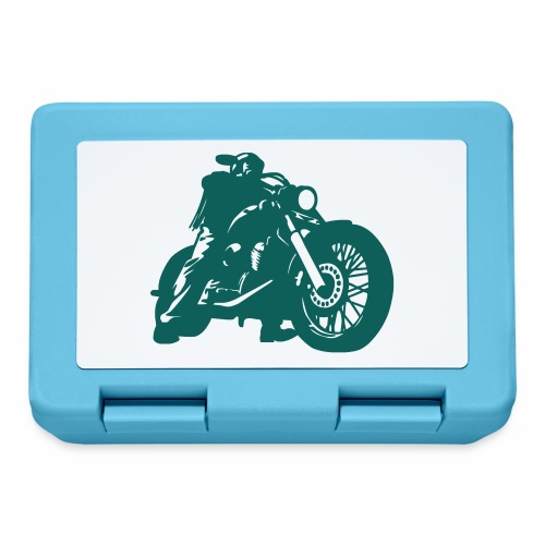 born to ride - Lunchbox