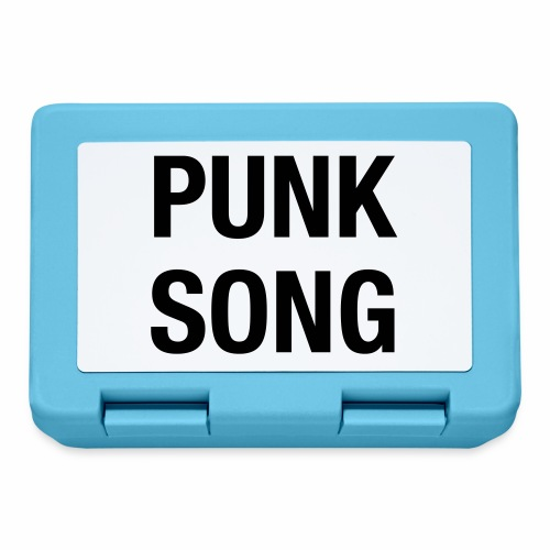 PUNK SONG - Lunchbox