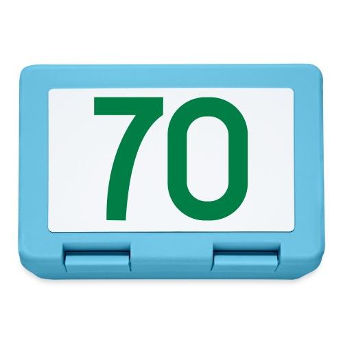 Football 70 - Lunchbox