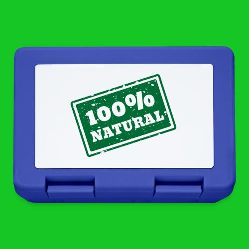 100% natural PNG - Broodtrommel