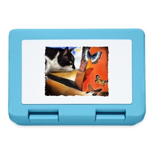Il gatto di Dalí - Lunch box