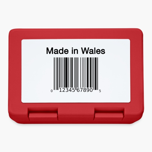 Made in Wales - Lunchbox
