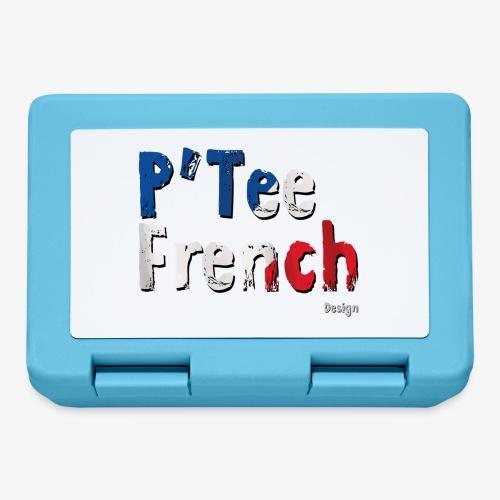 ptit french - Boîte à goûter.