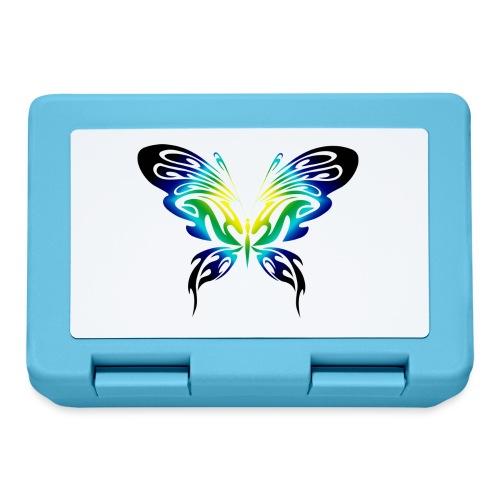 Motyl kolor - Pudełko na lunch