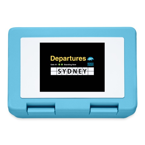 SYDNEY png - Lunch box