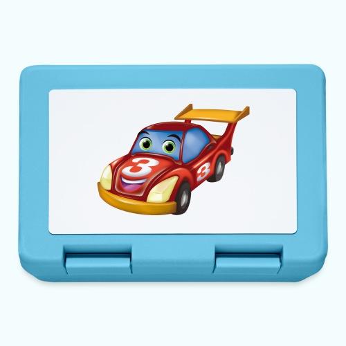 Arthur Racing Car Collection - Lunchbox