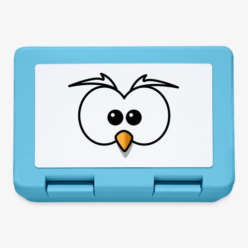 owl - Lunch box