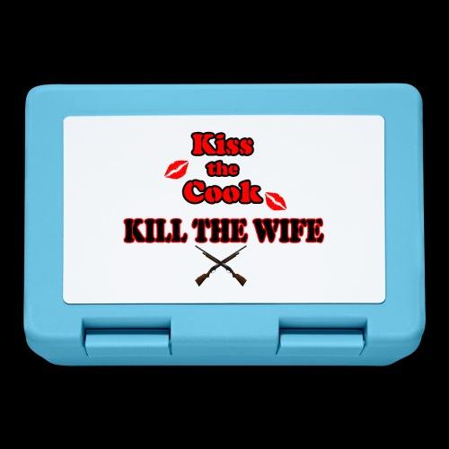 Kiss the Cook, kill the Wife - Brotdose