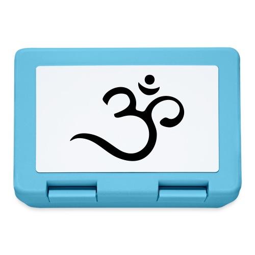 Om Mantra Symbol Yoga - Brotdose