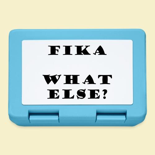 Fika what else? - Brotdose