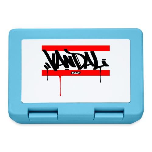#EASY Graffiti Vandal T-Shirt - Lunch box