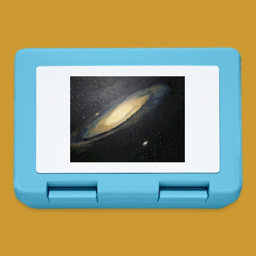 Andromeda - Mark Noble Art - Lunchbox
