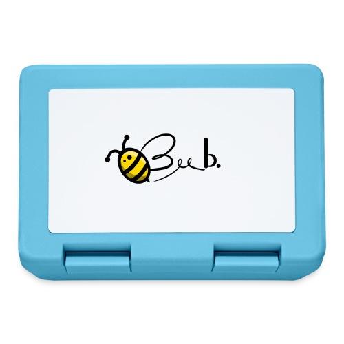 Bee b. Logo - Lunchbox