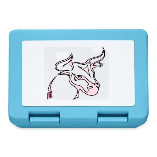 prm design taureau 2 - Boîte à goûter.