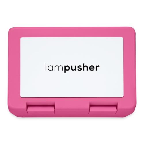 IAMPUSHER - Lunch box