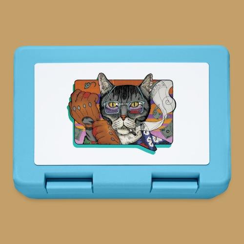 Crime Cat - Pudełko na lunch