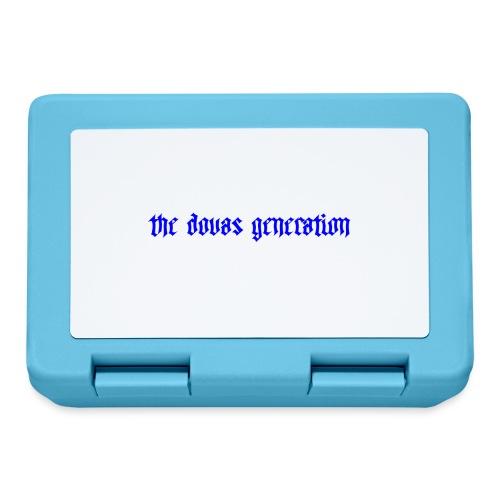 the dovas generation - Matlåda