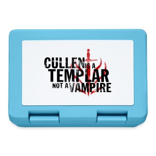 Cullen is a Templar Design - Lunchbox