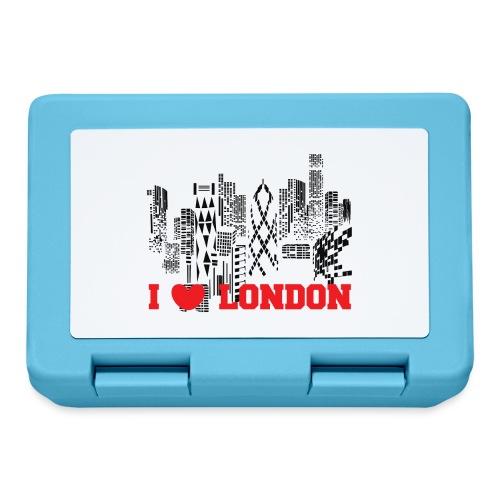 I LOVE LONDON SKYCRAPERS - Fiambrera
