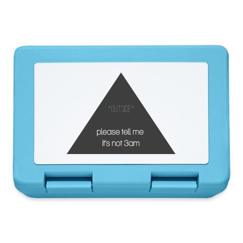 It's not 3am - Lunchbox