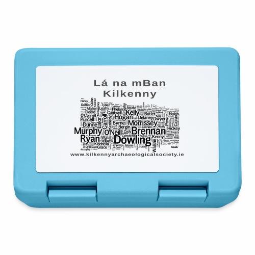 Lá na mBan black - Lunchbox