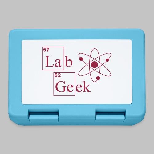 Lab Geek Atom - Lunchbox
