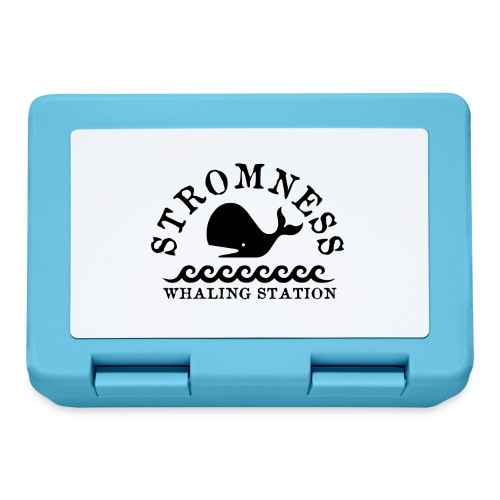 Sromness Whaling Station - Lunchbox