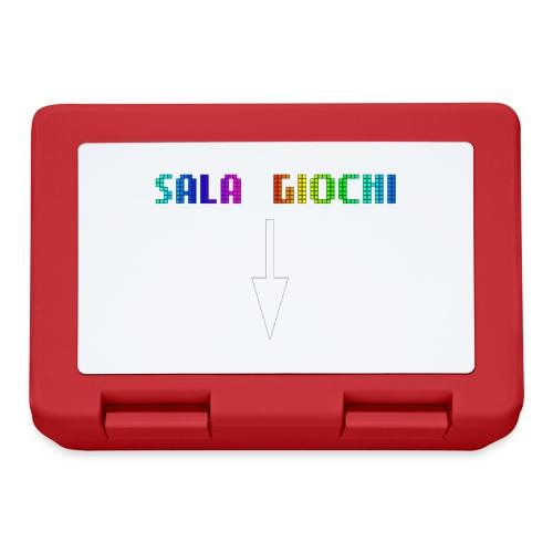 Sala Giochi - Lunch box