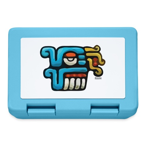 Aztec Icon Rain - Lunchbox