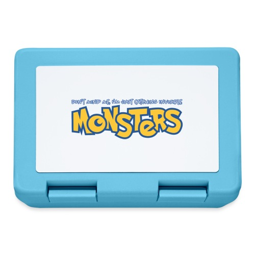 Monsters - Lunchbox