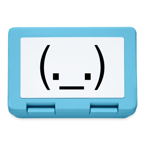 EGGHEAD - Lunchbox