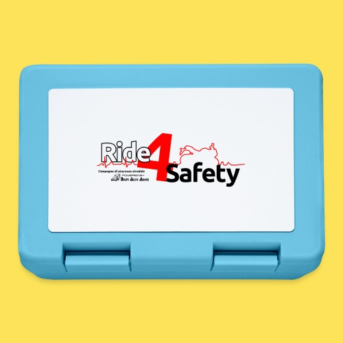 Ride4Safety - Lunch box