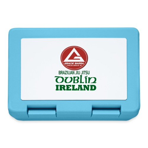 Gracie Barra Dublin Gaelic Celtic Font PNG - Lunchbox