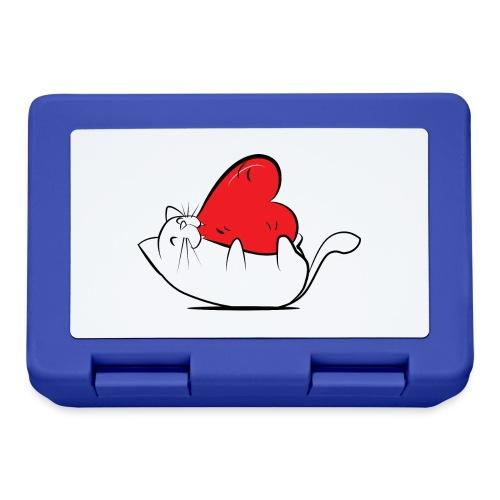 Cat Love - Broodtrommel