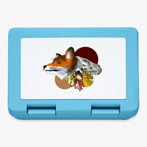 Autumn Foxey - Lunch box