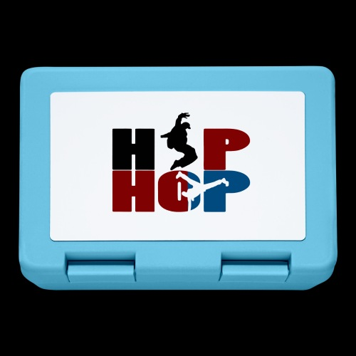 hip hop - Boîte à goûter.